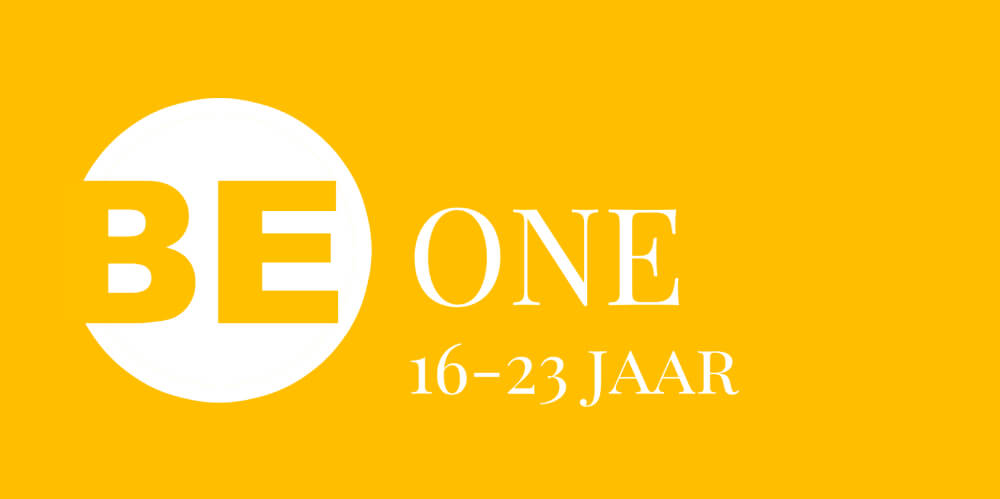 BE ONE logo